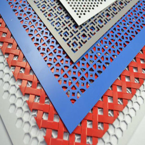 Other Patterns Perforated Metal